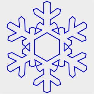 Png Stock Simply Big Image Png - Snowflake Clipart Free | Transparent PNG  Download #109346 - Vippng