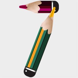 Pencils clipart, Pencils Transparent FREE for download on WebStockReview  2020
