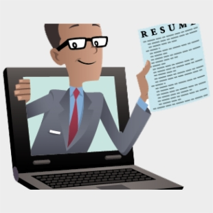 Resume Cliparts Cartoons For Free Download Jing Fm