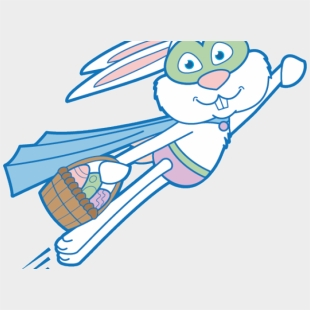 easter bunny clipart free download