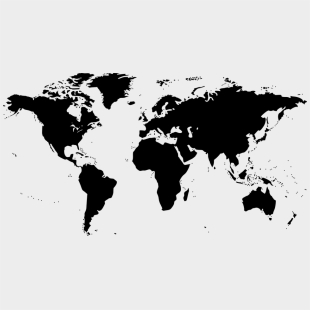 World Dots Icons - Rocky Mountain Spotted Fever World Map ...