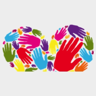Free Clipart Helping Hands, Transparent PNG Clipart Images Free Download -  ClipartMax