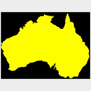 Australia Map Transparent.Map Of Australia Transparent Cartoon Jing Fm