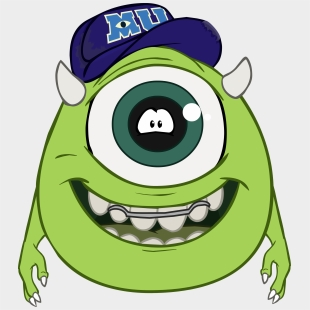 Mike Wazowski Roz Monsters, Inc - Monsters, Inc  , Transparent