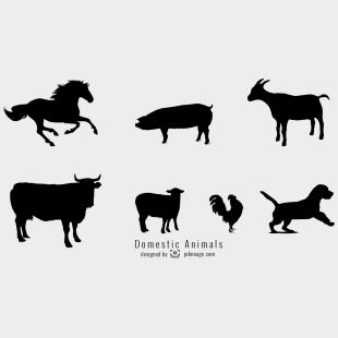 Pinterest Stenciling Animals Silhouette Dxf Files - Woodland Animal