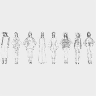 Fashion Designer Clipart Black And White Fashion Clip Art Cliparts Cartoons Jing Fm