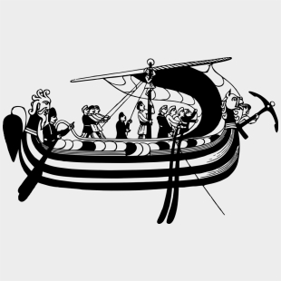 Primary 3 Lesson - Nephi Builds A Ship Clipart, Cliparts & Cartoons -  Jing.fm