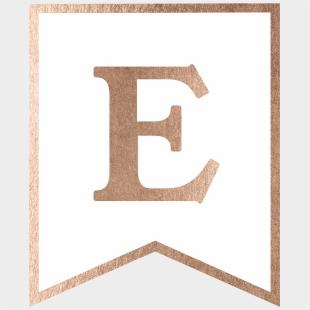 Gold Free Printable Banner Letters Unicorn Pinterest - Gold Glitter