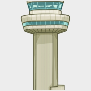 Air Traffic Control Royalty Free Vector Clip Art Illustration - Service  Management - Free Transparent PNG Clipart Images Download