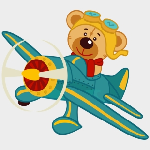 Flying Airplane Clipart Cliparts Cartoons For Free Download