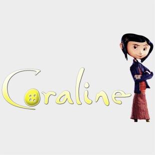 Coraline Image Coraline Title Transparent Cliparts Cartoons Jing Fm