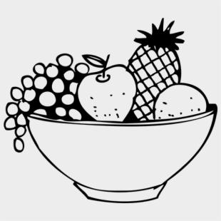 Easy Fruit Drawing For Children