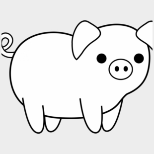 Black And White Animals Cliparts & Cartoons For Free