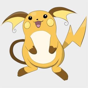 Coloriage Raichu Pokemon How To Draw Pokemon Raichu Raichu