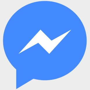 Facebook Messenger Logo Png Transparent - Facebook Messenger Icon
