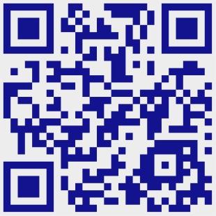 Qr Code Png Images - Blue Qr Code Png , Transparent Cartoon - Jing fm