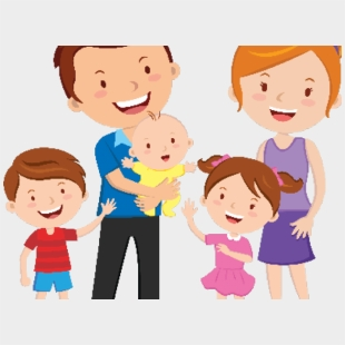 Happy Family Clipart Cliparts Cartoons For Free Download Jing Fm