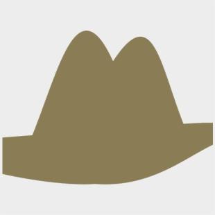 Cowboy hat tejano. Fedora clipart red summer
