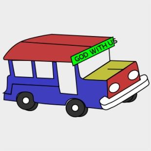 Download Jeepney Cartoon Wallpapers