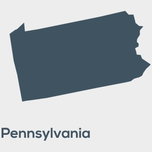 Transparent Pennsylvania Outline Png Cliparts Cartoons Jing Fm