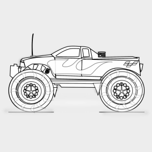 Black Truck Cliparts Cartoons For Free Download Jing Fm