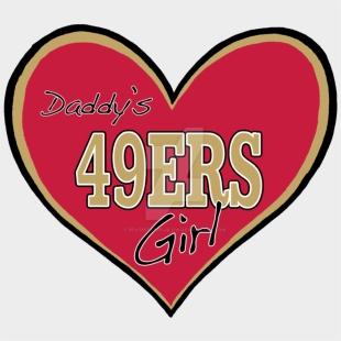 49ers Logo Png 49ers Drawings Cliparts Cartoons Jing Fm