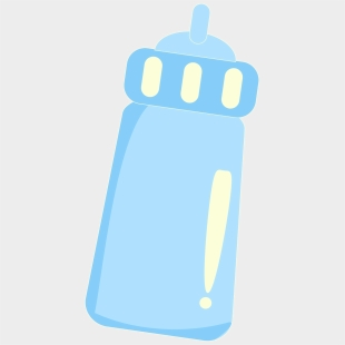 Blue Baby Bottle Clipart Cliparts Cartoons For Free Download Jing Fm
